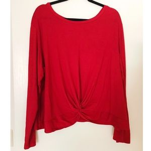 Tops - **4 for $20** Plus size red shirt